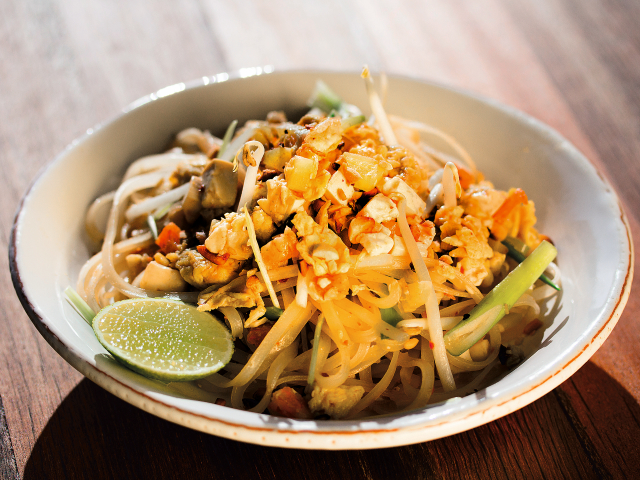Pad Thai from Thailand (photo:©Christian Verlag / Heike Leistner)